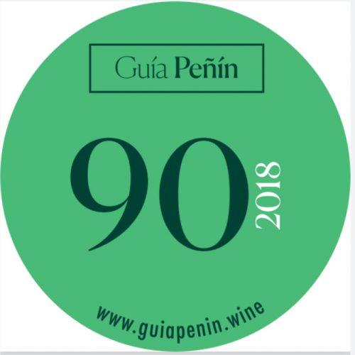 Guia Peñin Avanero Mantonegro 18 90P