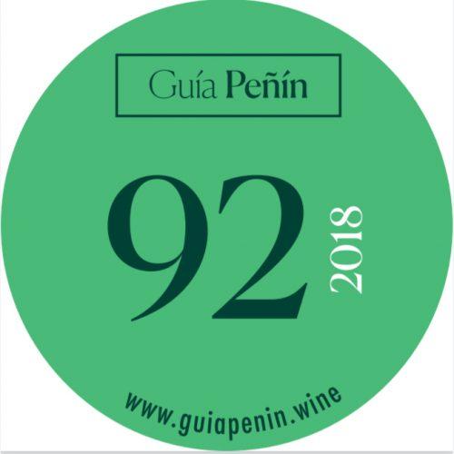 Guia Peñin Triava Blanc18 92P