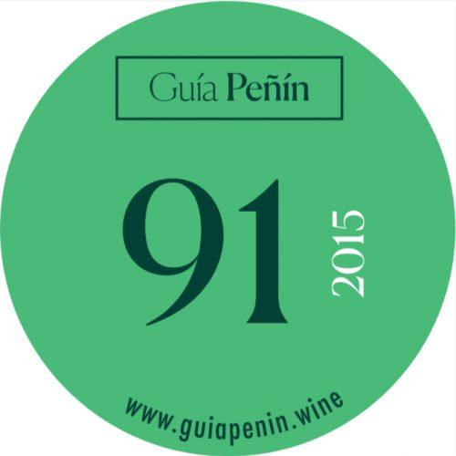 Guia Peñin Triava Hritage 15 91P